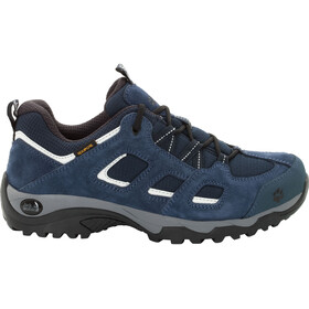 Jack Wolfskin Vojo Hike 2 Texapore Chaussures à tige basse Femme, night blue
